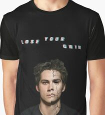 lose your mind -stiles- Graphic T-Shirt