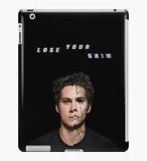 lose your mind -stiles- iPad Case/Skin