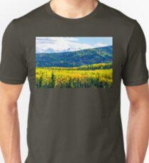 Denali - Golden Valley Unisex T-Shirt