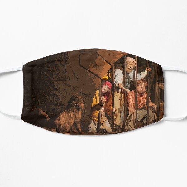 Piraten der Karibik Flache Maske