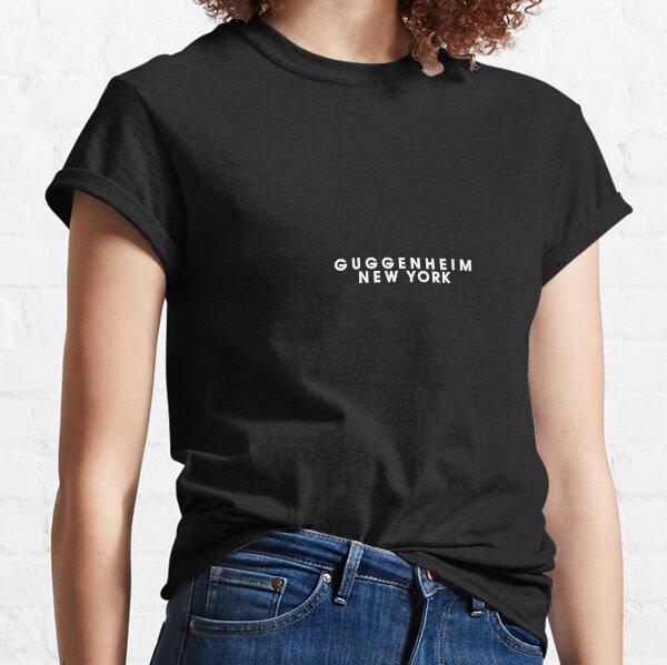 GUGGENHEIM NUEVA YORK Camiseta clásica