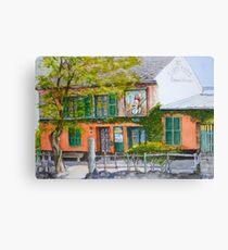 Au Lapin Agile, Montmartre, Paris Canvas Print