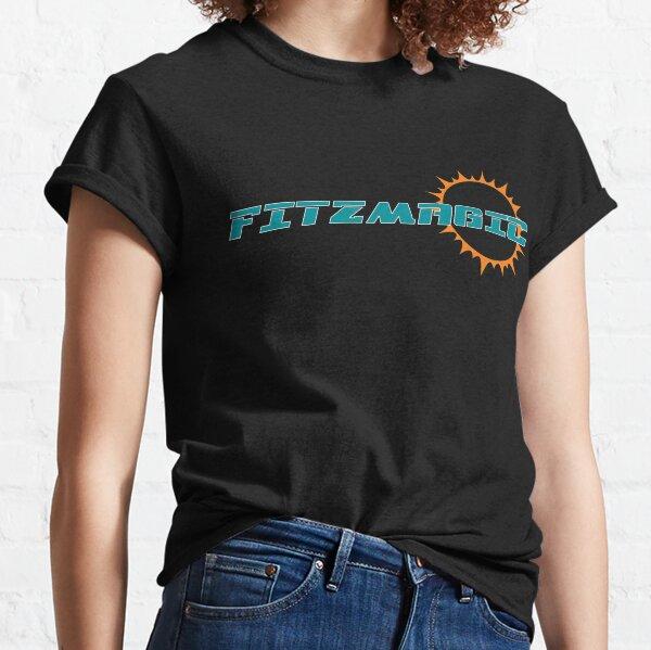 FITZMAGIC - Ryan Fitzpatrick - Miami Dolphins - American Football - Fan Art Classic T-Shirt