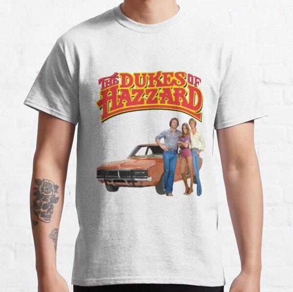 Dukes of hazzard tv show 80s  Classic T-Shirt