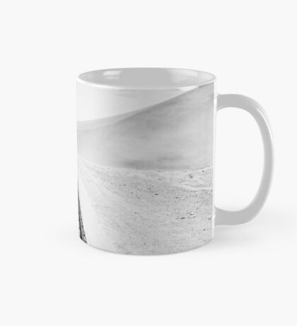 Travelling Dunes | Crossing the Rail-Tracks Mug