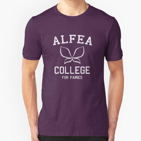 Alfea (Distressed) Slim Fit T-Shirt