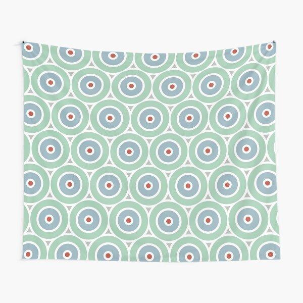 Summer Circle Design - Beachy Vibes Tapestry