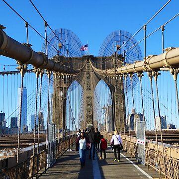 Brooklyn Bridge de NathanTse