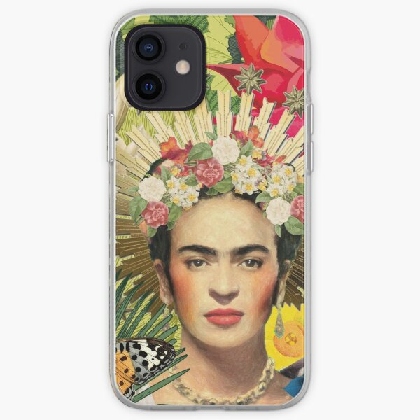 Frida Kahlo Corona iPhone Soft Case