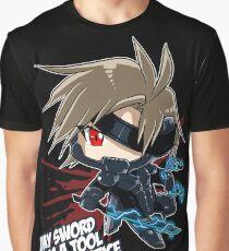 Metal Gear Rising - Raiden Graphic T-Shirt