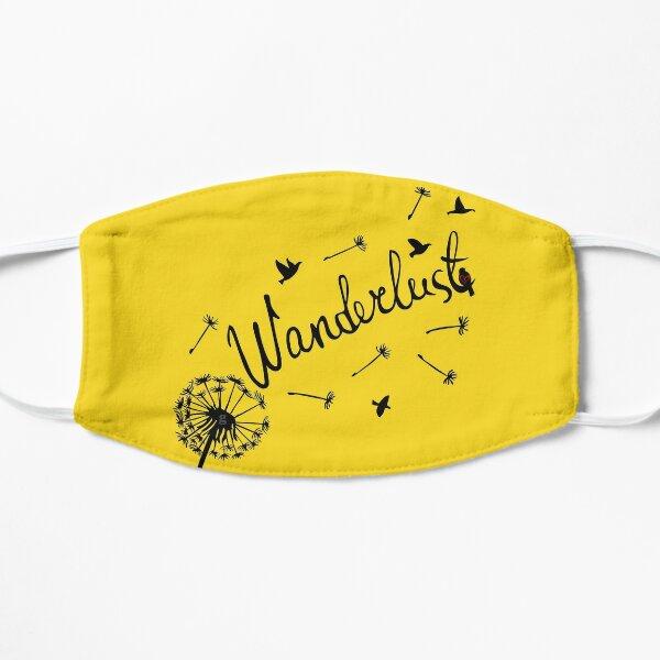 wanderlust Flat Mask