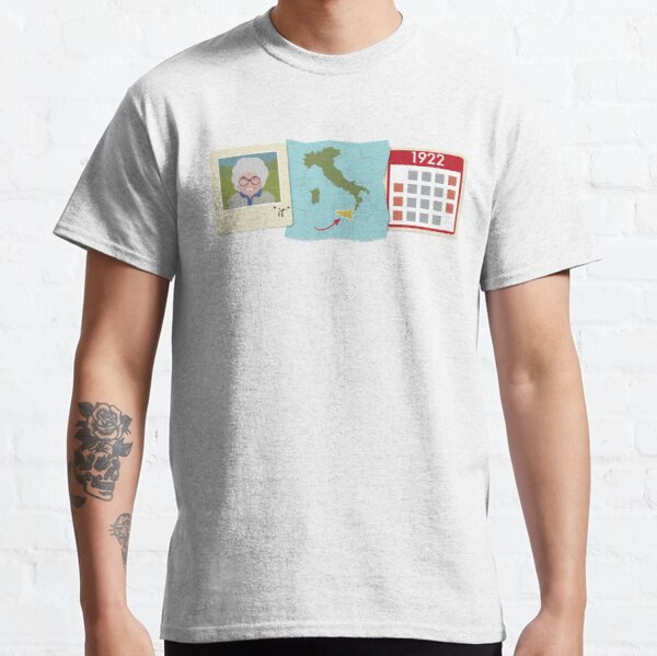 Picture it. Sicily. 1922 Classic T-Shirt