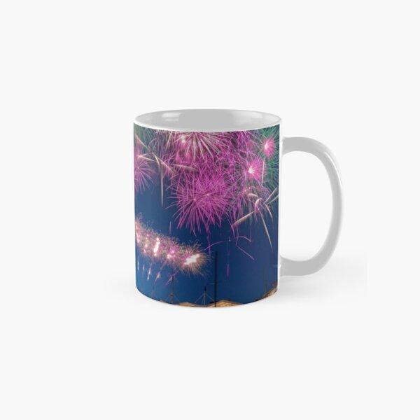 Gunwharf Quays Fireworks Classic Mug