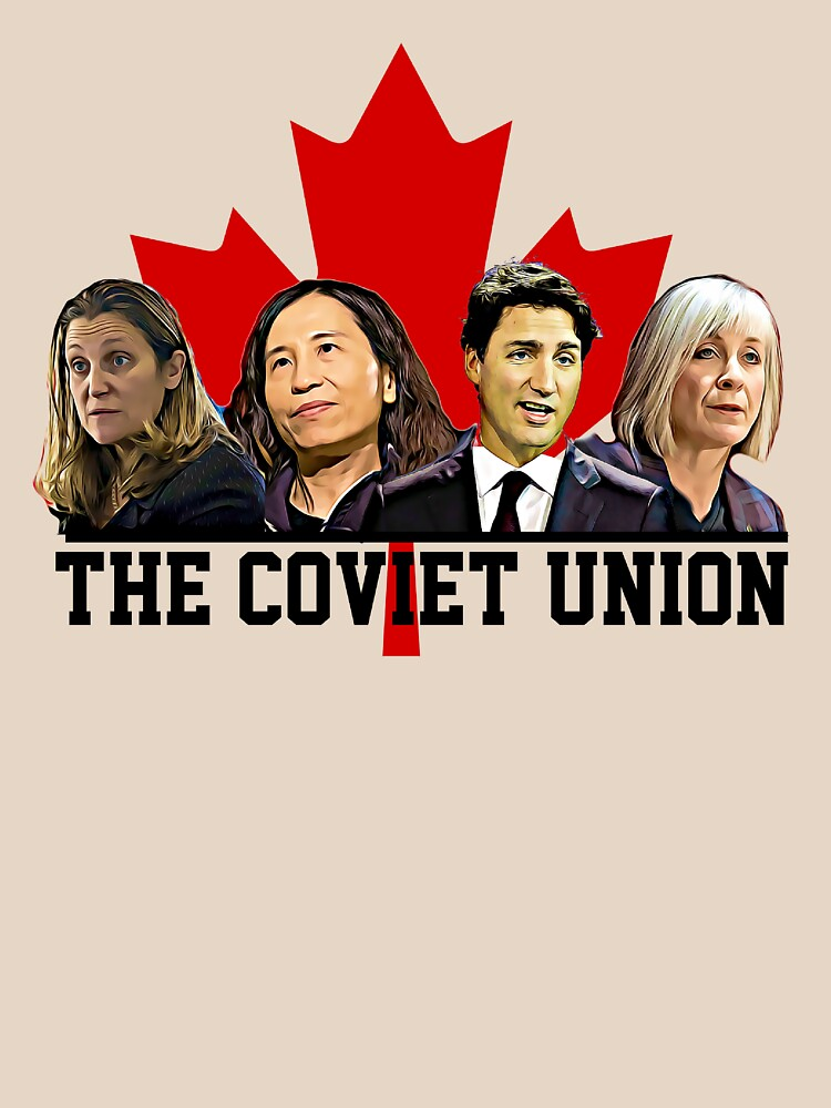 The Coviet Union of Canada by TheCovietUnion