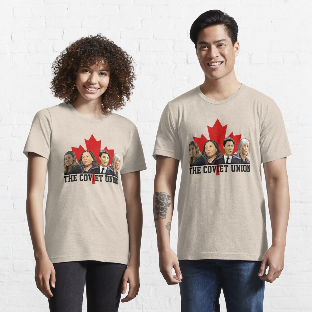 The Coviet Union of Canada Essential T-Shirt