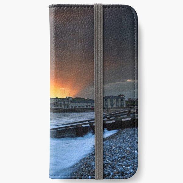 Freshwater Bay Sunset Sunbeams iPhone Wallet