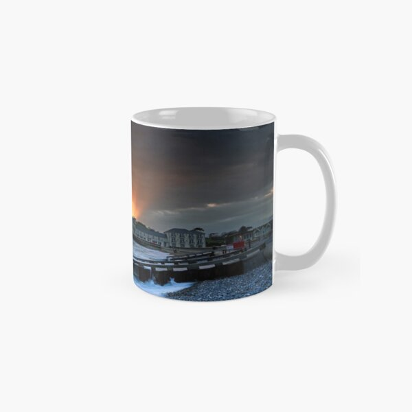 Freshwater Bay Sunset Sunbeams Classic Mug