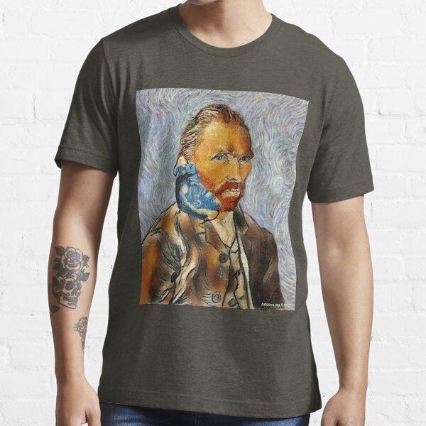 Van Gogh Unmasked Essential T-Shirt