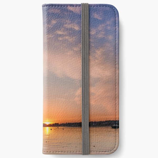 Southerly Sunset iPhone Wallet