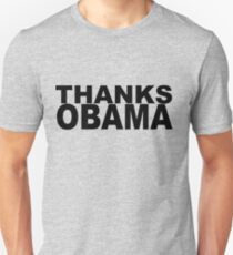 Thanks Obama T-Shirt