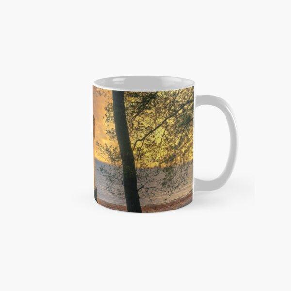 Appley Tower Sunrise Isle Of Wight Classic Mug