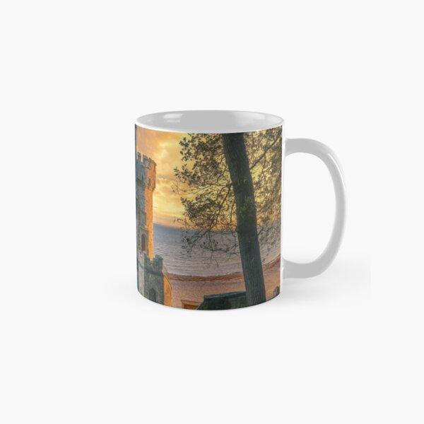 Sunrise At Appley Tower Classic Mug