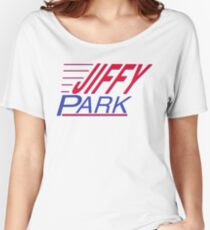 Seinfeld - Jiffy Park  Women's Relaxed Fit T-Shirt
