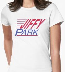 Seinfeld - Jiffy Park  Womens Fitted T-Shirt