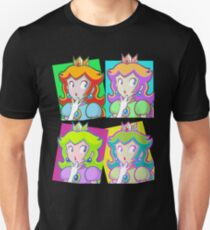 Pop Art Princess Unisex T-Shirt