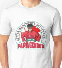 Papa Gendo's Pizza Unisex T-Shirt