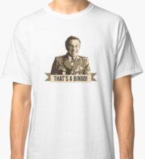 Inglourious Basterds: Bingo! Classic T-Shirt