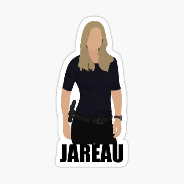 Jareau Sticker