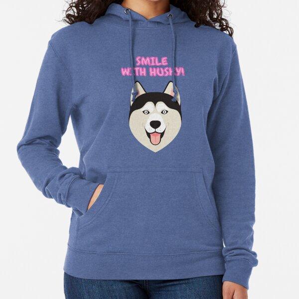 Shirt Animal Sweater Dog Sweater Dog Tshirt Let/'s play.. Siberian Husky Sweatshirt Sweater