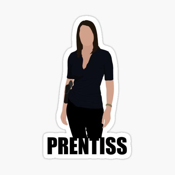 Prentiss Sticker