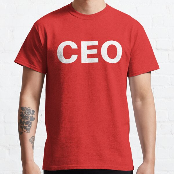 Start-Up - CEO Classic T-Shirt