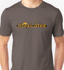 inFoxicated in Orange Unisex T-Shirt