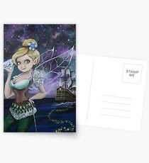 The Diamond Thief Postcards