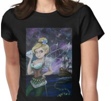 The Diamond Thief Womens Fitted T-Shirt