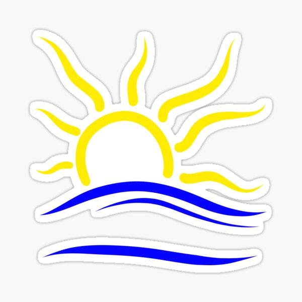 Naturist Logo Sticker