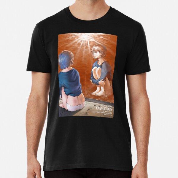 Rei II - Evangelion 25th Premium T-Shirt