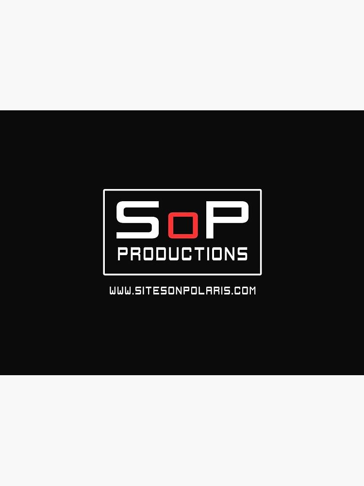 SoP logo - white by Sitesonpolaris