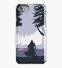 Kylo Ren - Minimal iPhone Case/Skin
