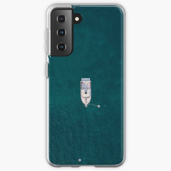 Lonely ship Samsung Galaxy Soft Case