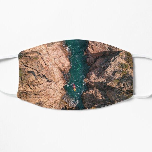 Kayaking on the Costa Brava Mask