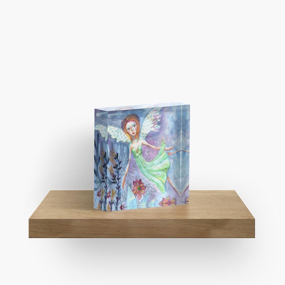 Fariry Acrylic Block