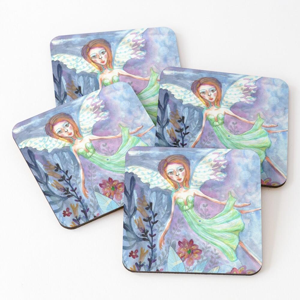 Fariry Coasters (Set of 4)