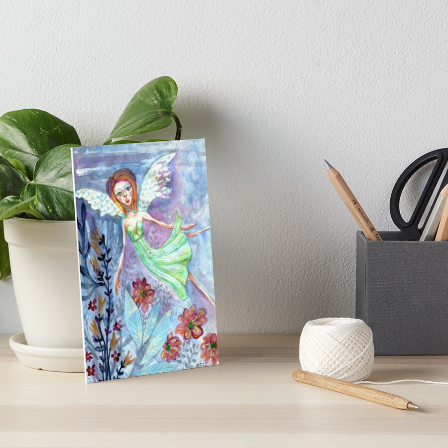 Fairyland Art Board Print