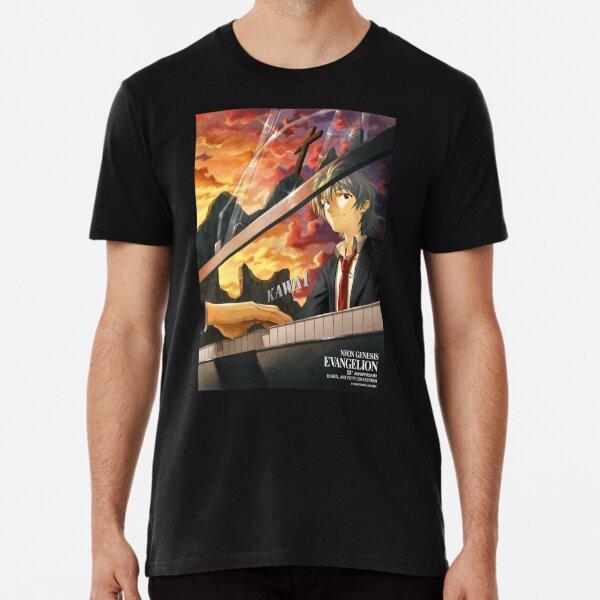 Kaworu - Evangelion 25th Premium T-Shirt