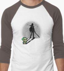 Becoming a Legend - Link Men's Baseball ¾ T-Shirt