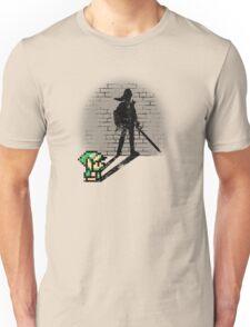 Becoming a Legend - Link Unisex T-Shirt